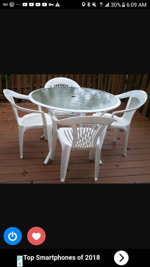 Patio furniture for Sale in Oxon Hill, MD