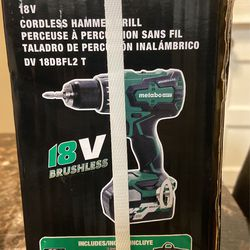 Cordless Hammer Drill Thumbnail