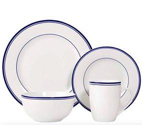 NEW with original box, Amazon basics Dinnerware, plates, bowls, mugs Thumbnail