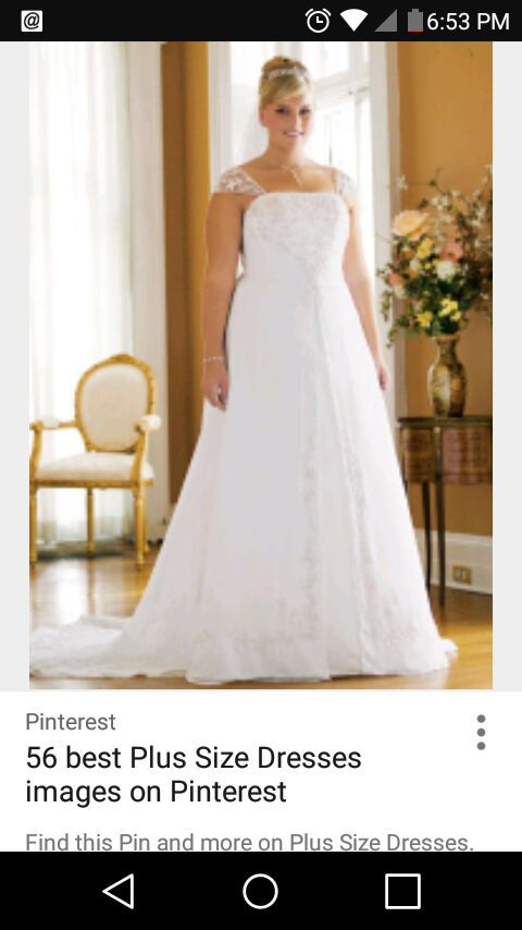 Plus size wedding dress for Sale in Blaine, WA - OfferUp