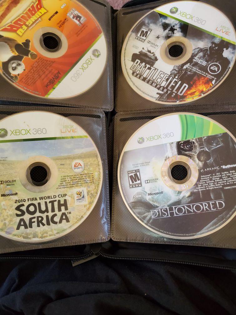 $10 Xbox1-Xbox360-Ps2 games