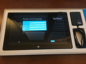 Microsoft Surface RT for Sale in American Canyon, CA