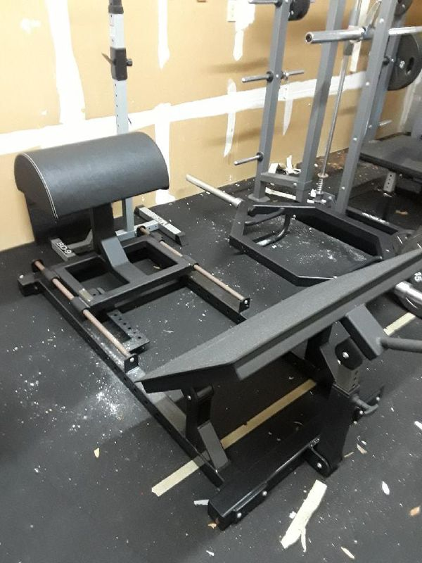 Buy Here Pay Here Clearwater Fl >> WOW! Like New Watson Hip Thrust Bench- Glute Drive/ Butt ...
