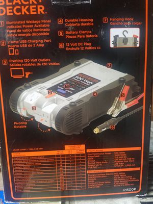 power inverter for any where use for sale in montebello ca offerup