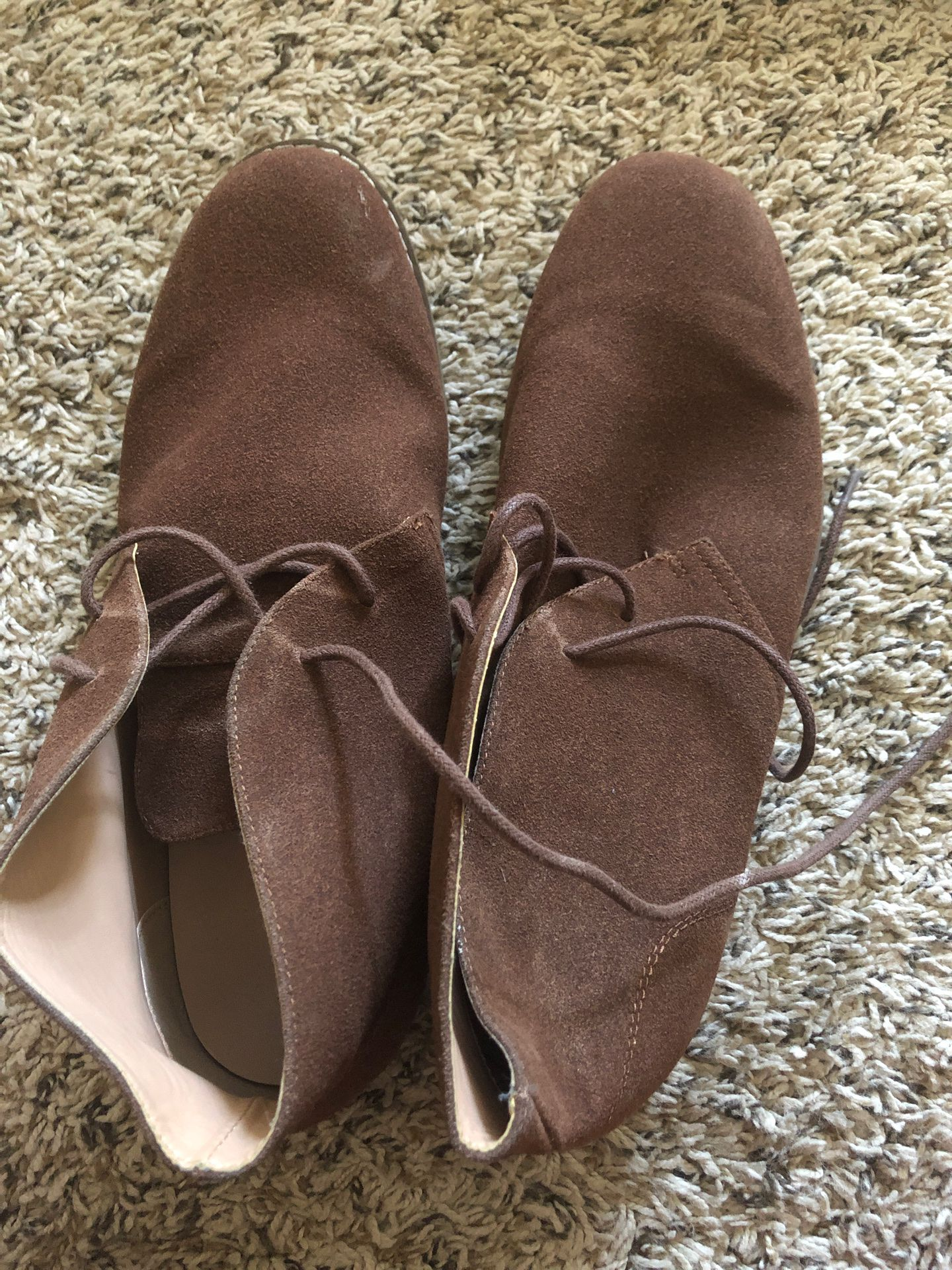 Men's 12size dessert boots