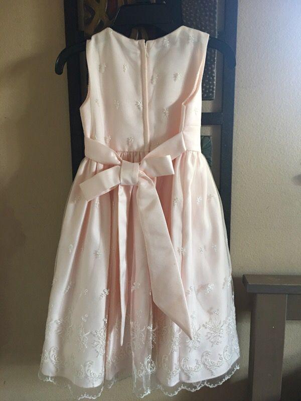 Dress girl size 5 $30