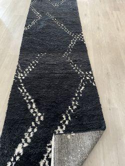 Rug Runner Wool Thumbnail