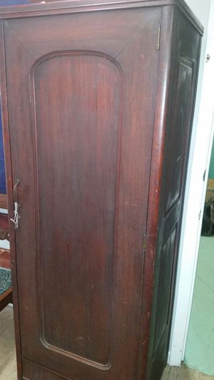 Cherry wardrobe for Sale in Appomattox, VA