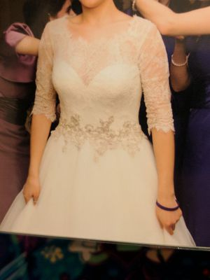 Wedding dress for Sale in Apex, NC