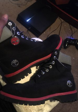 Timberland Reflective Boots 9.5 for Sale in Washington, DC