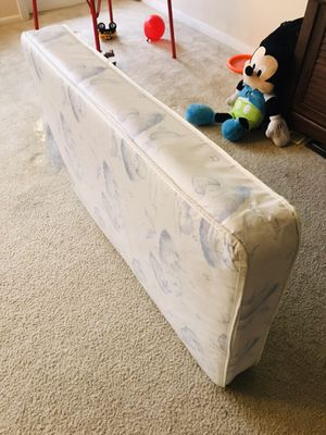 Baby mattress 3' long 2' wide for Sale in Germantown, MD