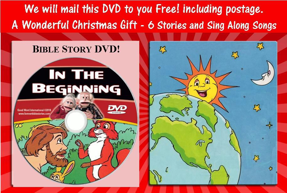 FREE Bible Stories DVD no strings attached