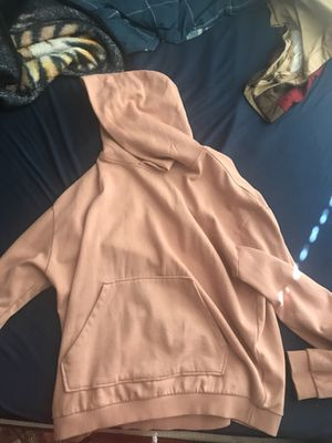 URBAN OUTFITTERS NUDE HOODIE SIZE LARGE for Sale in Fontana, CA