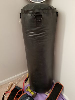 Punching bag for Sale in Round Hill, VA