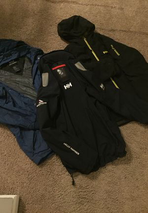 Helly Hansen's all 3 for 175 for Sale in Washington, DC