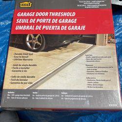 Garage Door Threshold Thumbnail