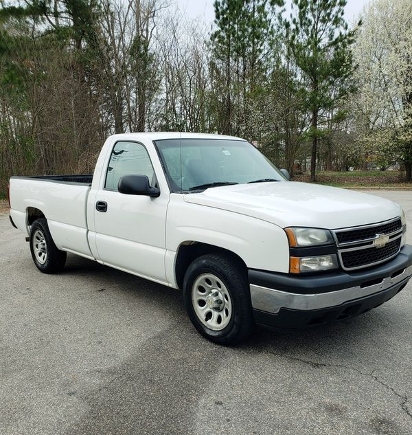 06 Chevy Silverado Long Bed for Sale in Raleigh, NC - OfferUp