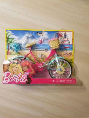 Barbie bike, kids toys for Sale in Seattle, WA