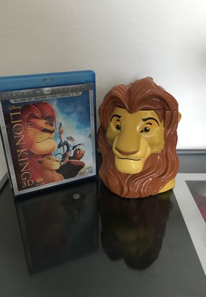 Lion king bundle for Sale in Silver Spring, MD