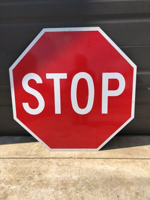 Stop sign for Sale in Martinsburg, WV