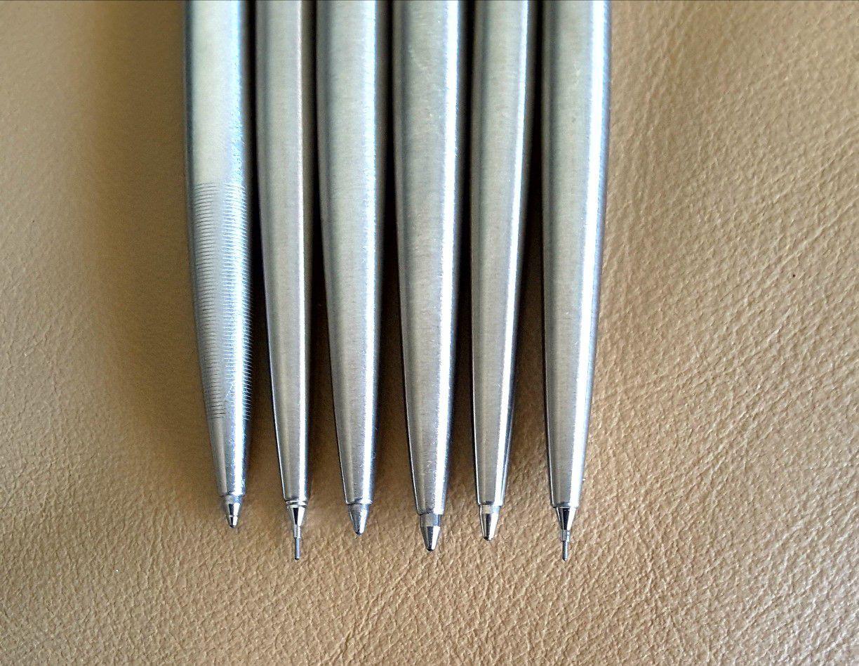 Parker set of 6 . 4 Pens and 2 Mechanical Pencils. Excellent Condition.