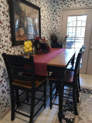 Round Table Ceres Ca.New And Used Dining Table For Sale In Turlock Ca Offerup
