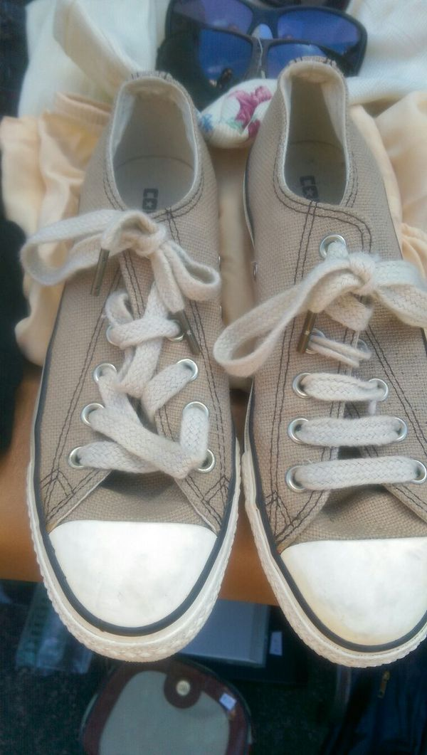 05f3b85a9feb Converse Hemp All Stars Sneakers Tennis Shoes (Clothing   Shoes) in Auburn