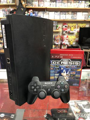 PlayStation 3 PS3 (160gb) with kids game for Sale in Houston, TX