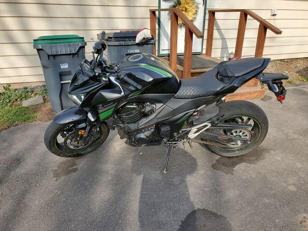Kawasaki zr800 w/abs