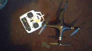 Black and white drone with camera hd for Sale in Los Angeles, CA