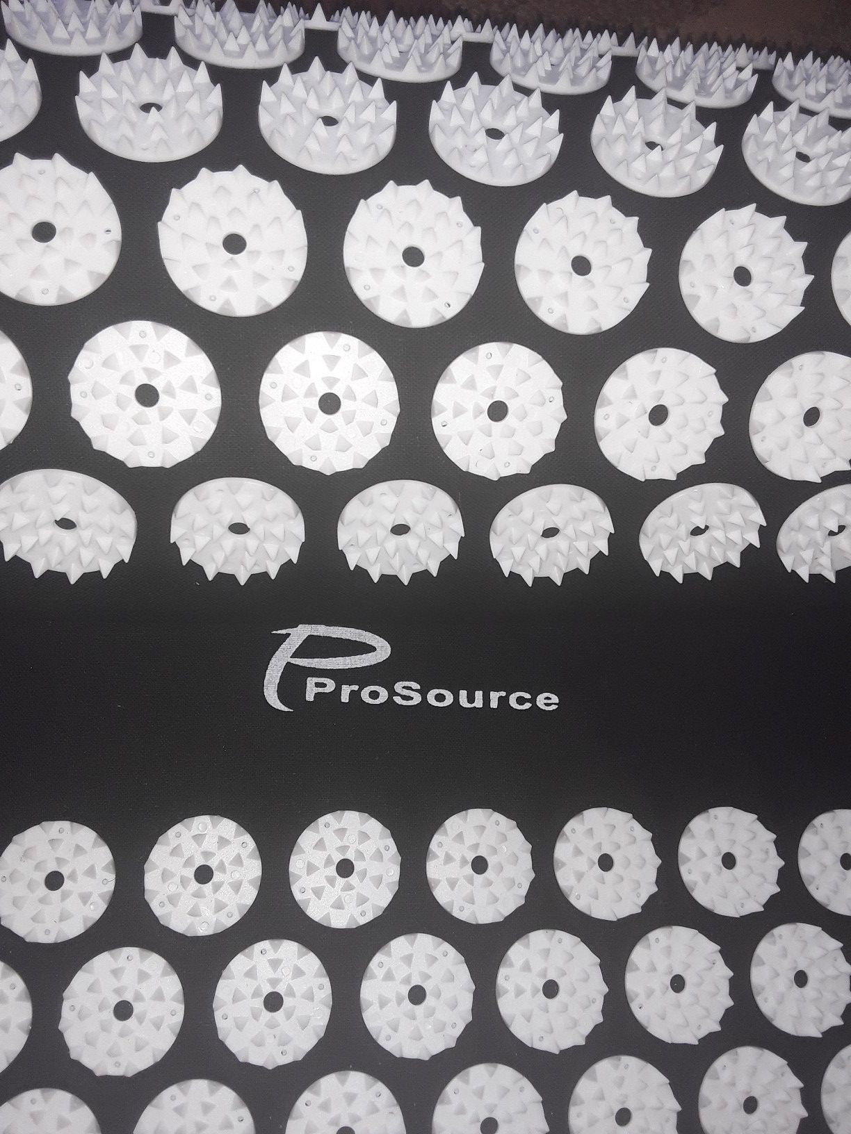 Prosport acupuncture therapy mat and pillow