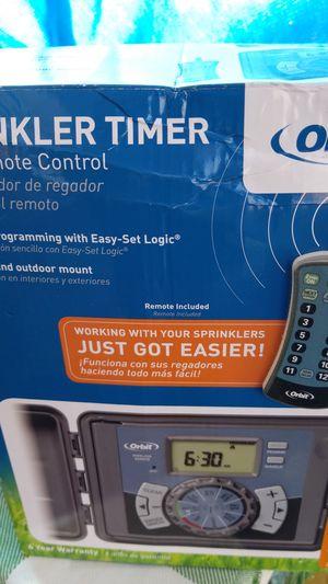 Sprinkler timer Orbit for Sale in La Puente, CA