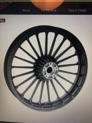 Harley Turbine front wheel! for Sale in Orlando, FL