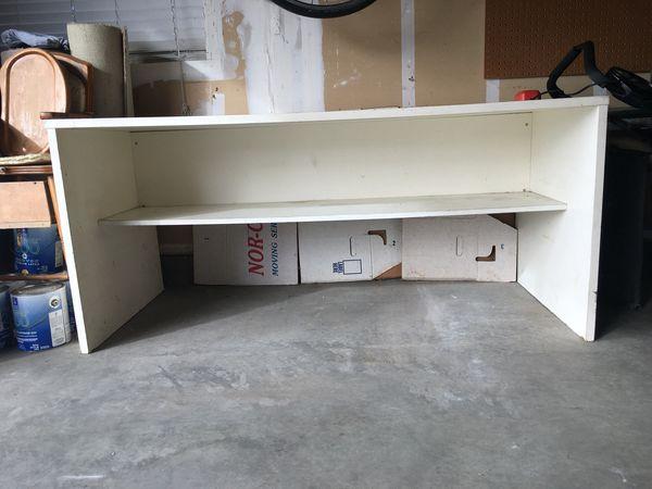 Prime Garage Workbench Storage Cabinet One Shelf For Sale In Machost Co Dining Chair Design Ideas Machostcouk