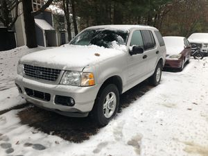 2004 Ford Explorer XLT Leather 3rd Row Seat *NEED WORK* for Sale in Washington, DC