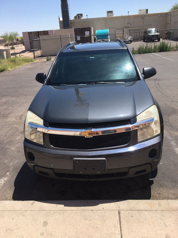 2009 CHEVROLET EQUINOX AND POP UP CAMPER for Sale in Maricopa, AZ - OfferUp