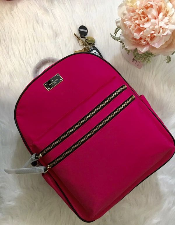 5cd18882d891 Authentic hot Pink Large Coach Backpack for Sale in Vacaville
