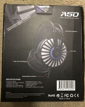A50 gaming headset - new for Sale in Nashville, TN