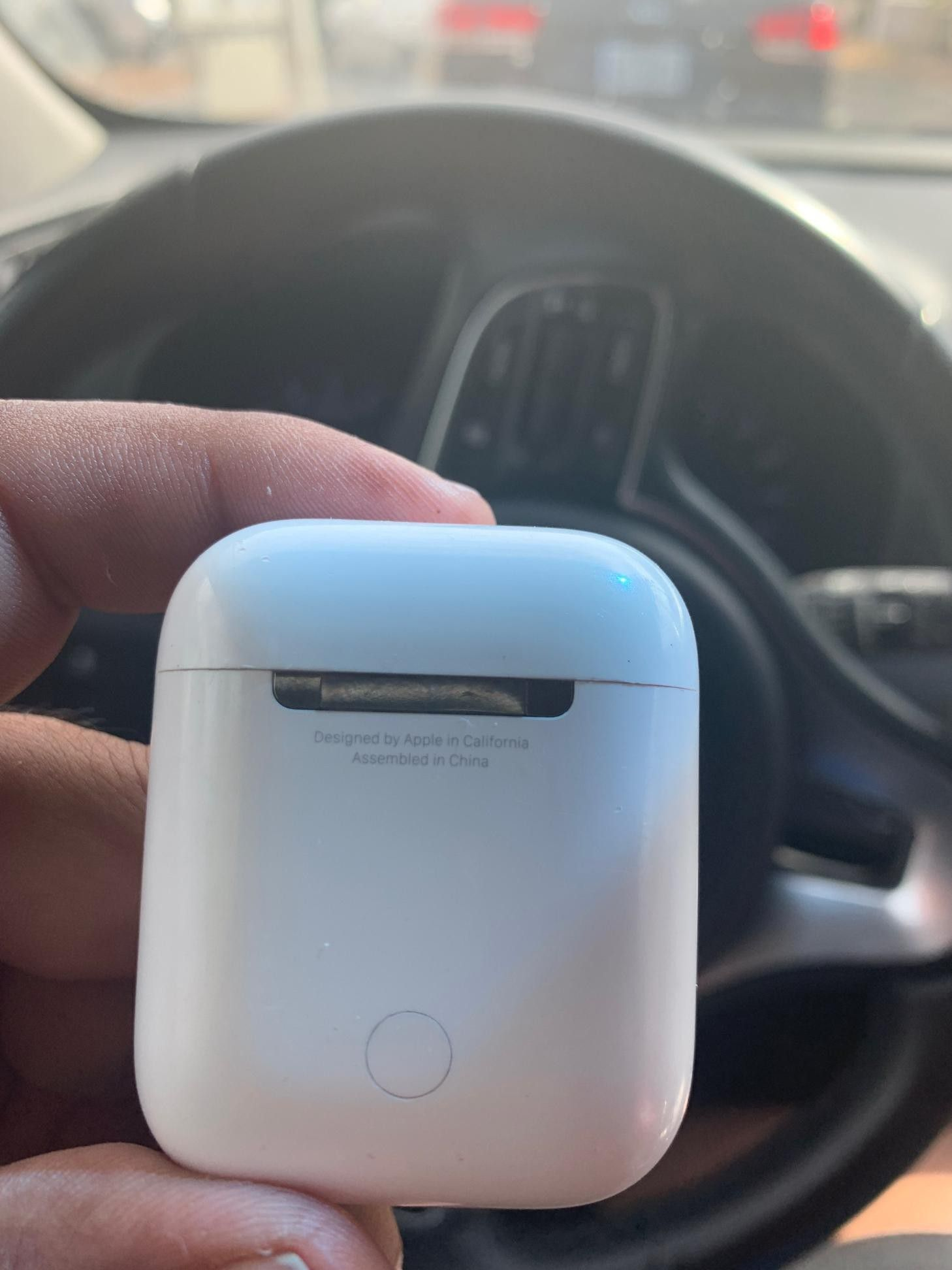 Brand New airpods 2nd gen with the charge case asking 120 FIRM