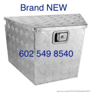 Tool Box - New Trailer Box - Lock & 2 keys - (43 ave / TBird) for Sale in Phoenix, AZ