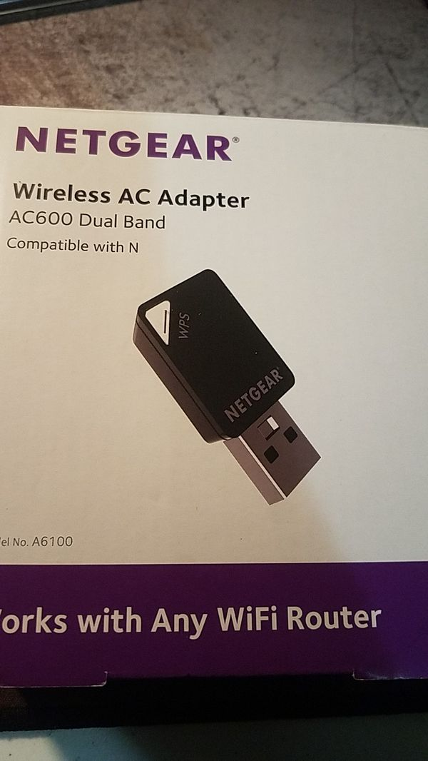 NETGEAR AC600 USB WIFI ADAPTER for Sale in Pensacola, FL - OfferUp