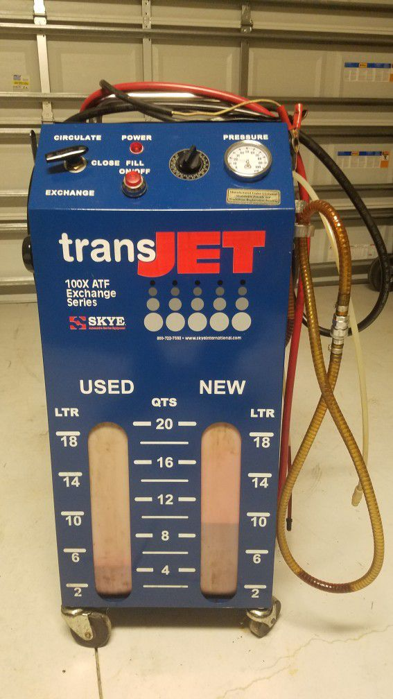 One Trans Jet 100ATF Exchange Series