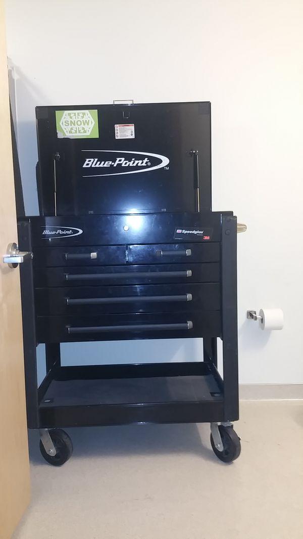 Blue Point Tool Cart >> Blue Point Tool Cart For Sale In Seattle Wa Offerup