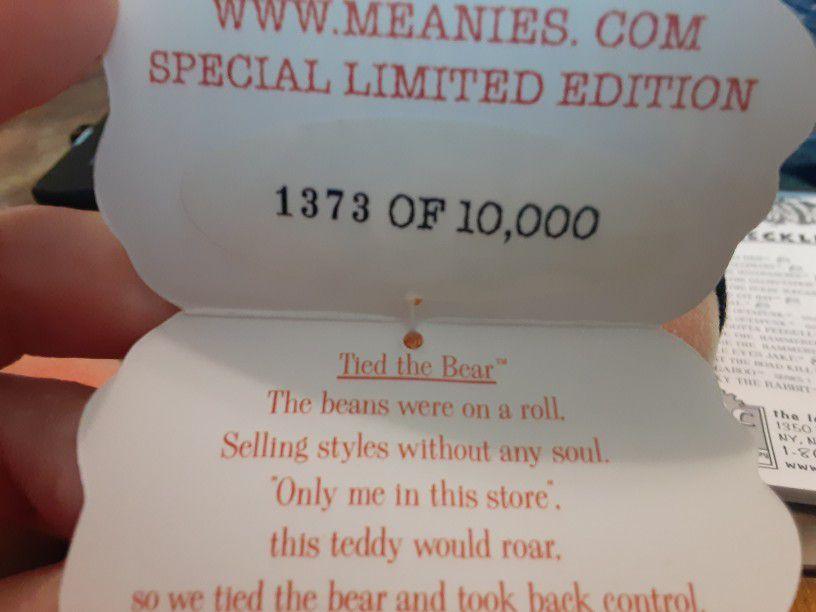 2 Vintage MEANIE Beanies, Full Series 3 Sets