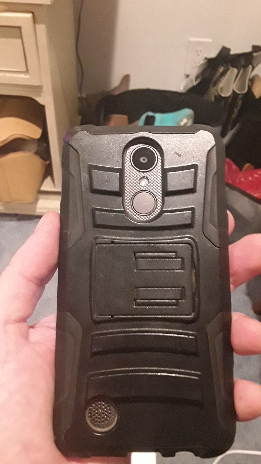 Lg m153 with case