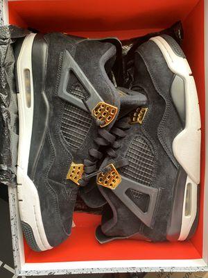 size 40 83f4b 9983c Jordan Royalty 4s sz 10 for Sale in Richmond, VA - OfferUp