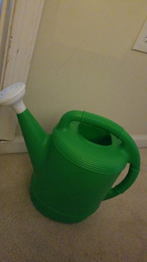 Plastic plant watering can for Sale in Springfield, VA