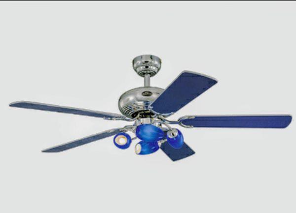 Harbor Breeze Ceiling Fan Custom Built