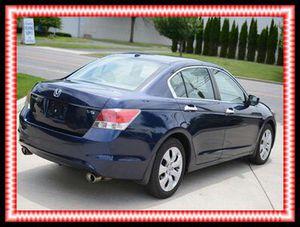 Clear 2008 Honda Accord EX-L Sedan for Sale in Arlington, VA