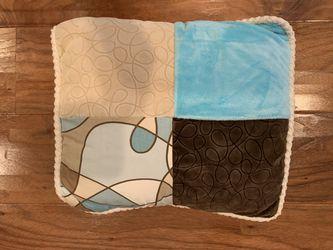 Glenna Jean Scribbles (Blue) Bedding Thumbnail